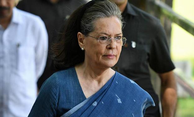 Cong president Sonia Gandhi condoles death of Arun Jaitley