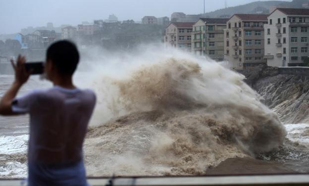 Typhoon Lekima claims 32 lives