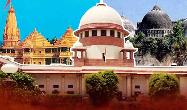 SC dismisses review petitions challenging Ayodhya verdict