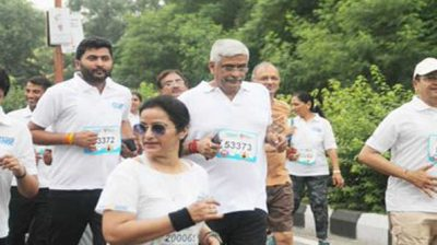 Great Ganga Run to bring 'Jan' and 'Jal' closer