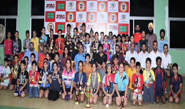 Chandigarh TT C'ship: Neha, Arnav, Manal and Vishal emerge victorious
