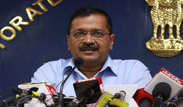 Delhi polls an exception, no divisive politics: Kejriwal