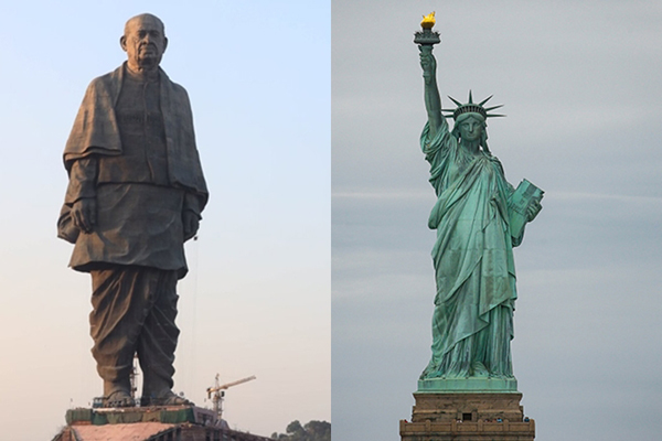 PM Modi compares Statue of Unity's popularity with Statue of Liberty
