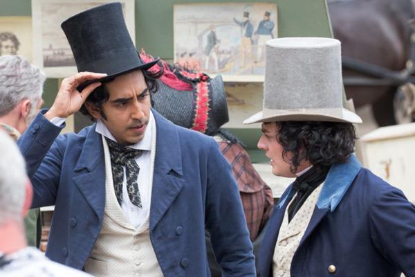 Dev Patel raises Oscar prospects as David Copperfield in new film