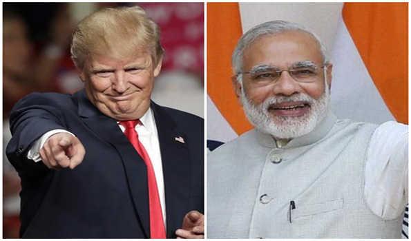 US Prez Trump to join PM Modi for Houston rally on Sep 22