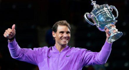 Nadal beats Russia's Medvedev in US Open singles final