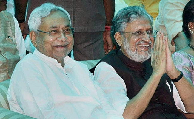 Modi bats for Nitish for 2020, sets speculations at rest over discord with NDA