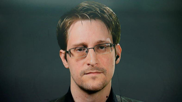 American whistleblowers heard only in Russia - Snowden