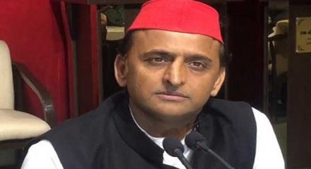 Will not spare any corrupt officer, Akhilesh on IPS vs IPS