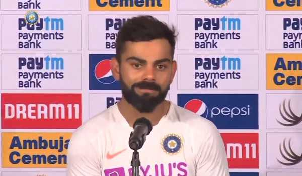 Kohli receives special gift ahead of Guwahati T20I