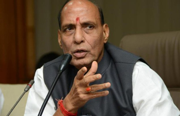 Indian armed forces capable of giving befitting reply: Rajnath