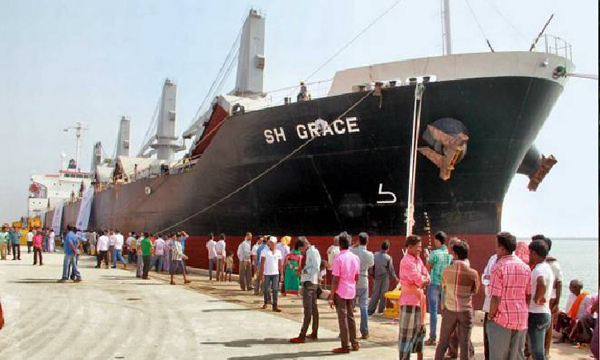 Gopalpur Port handles, cape size vessel joins lists of select port of India