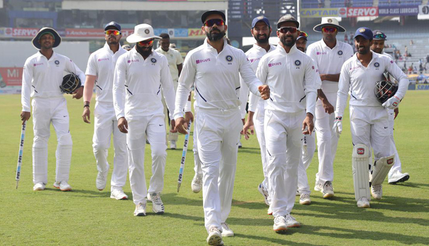 Ranchi Test: India beat South Africa by innings and 202 runs, register 3-0 clean sweep