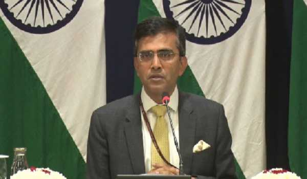 European MPs on visit to Kashmir understood how terrorism threatens India: MEA