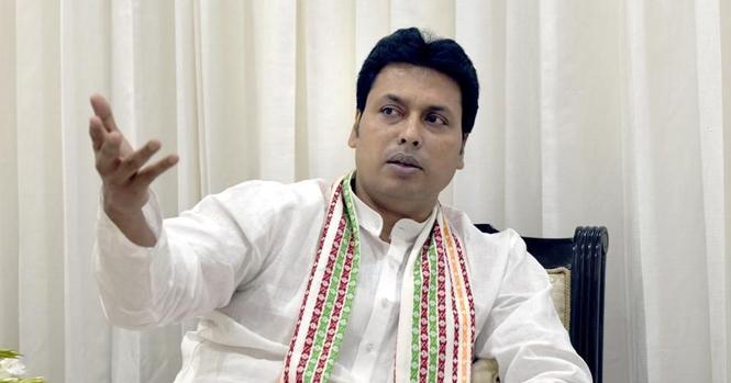 Tripura CM reiterates to continue action against corruption