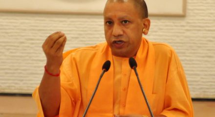 Credit for Ram Temple goes to PM Modi, says Yogi