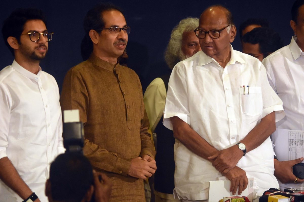 NCP gets Home, Fin as Uddhav allocates portfolios
