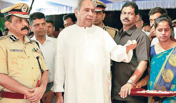 Naveen calls upon people to strengthen transparency, anti corruption initiative of Odisha government
