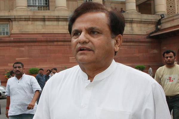Will challenge politically and legally: Ahmed Patel