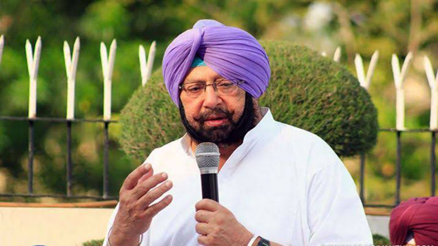 None of your business, Amarinder tells his party MP