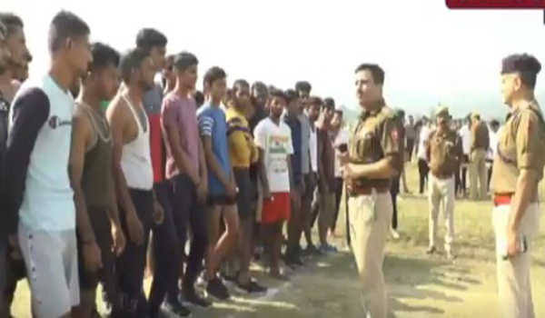 Over 40,000 youth registered for Army's recruitment rally, 3000 attend on day one in Samba