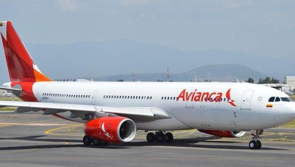 Colombian Airline Avianca announces suspension of flight sales to Cuba amid US sanctions