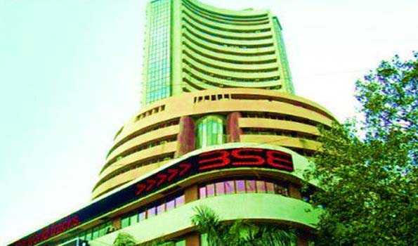 Sensex down 150 points in early trade