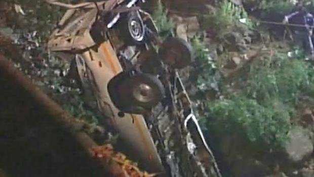 Twelve killed after bus overturns in Rajasthan's Nagaur