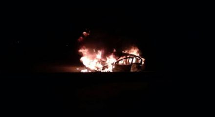 Five members of family killed after car turns into fireball in UP