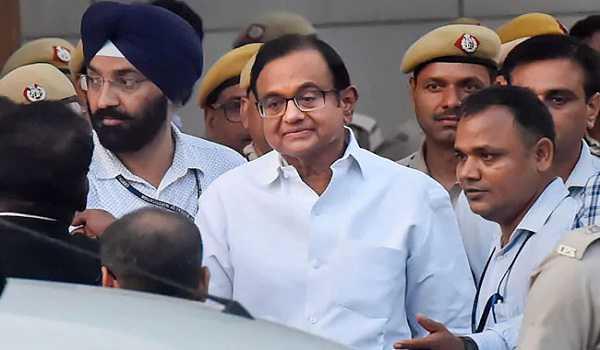 'Chidambaram evokes fear in witnesses even in custody'