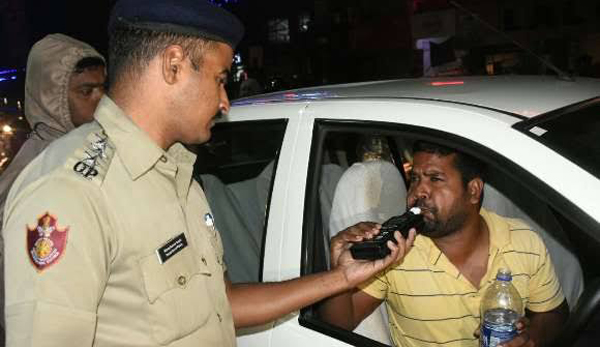 140 arrested for drunken driving in Odisha
