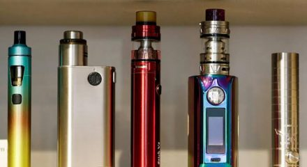 E-cigarette popular on Instagram despite anti-vaping content