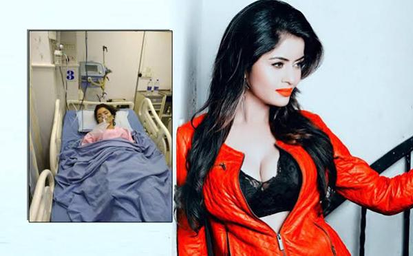 Gehana Vashisht stable and recovering in hospital