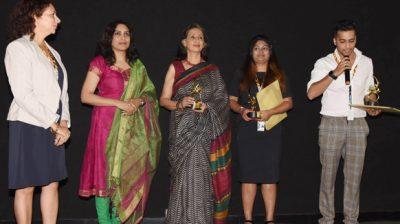 Presentation ceremony of film Photo-Prem at the 50th IFFI-2019