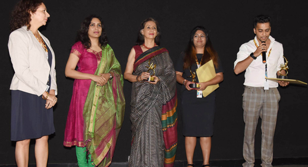 Presentation ceremony of film Photo-Prem at the 50th IFFI-2019