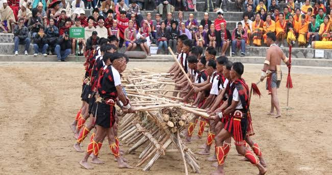 Nagaland Hornbill festival to be clean & zero waste