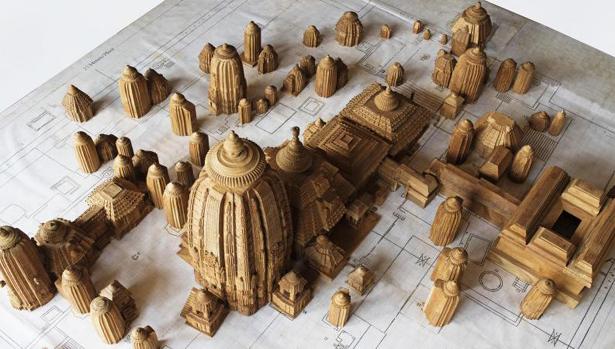 Interpreting Odisha's temples, exhibition in Delhi