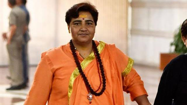 'Willing to wound, afraid to strike' a dichotomy over Pragya Thakur the BJP finds hard to negotiate with