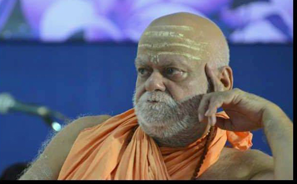 Puri seer unhappy with SC's decision to allot 5-acre land for mosque