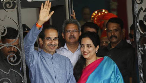 Uddhav Thackeray formally chosen as new Maharashtra CM