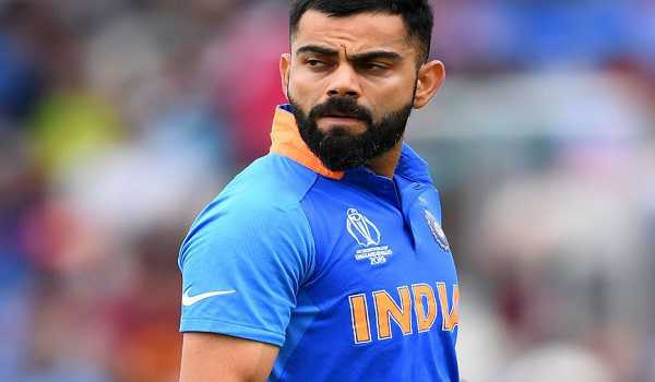 Kohli named PETA India's 2019 Person of the Year