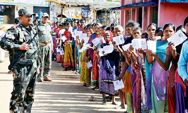 Byelection to three Assy seats begins in Bengal
