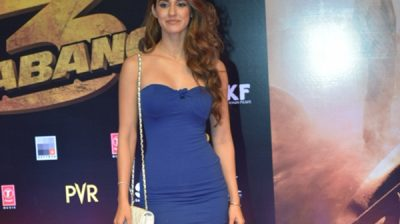 Disha Patani on Anil Kapoor: My Mr India still looks the same