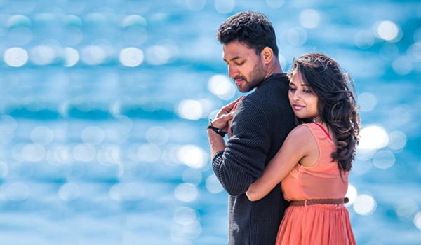 "Hyderabad: Stills from Telugu film ""Amrutha Ramam"" in Hyderabad. (Photo: IANS)"