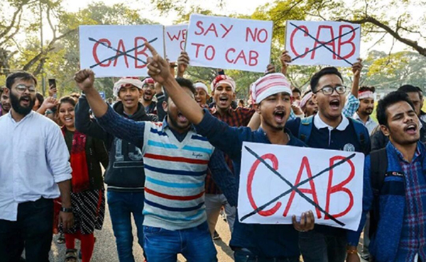 CAB protests: Assam CM stuck at Guwahati airport