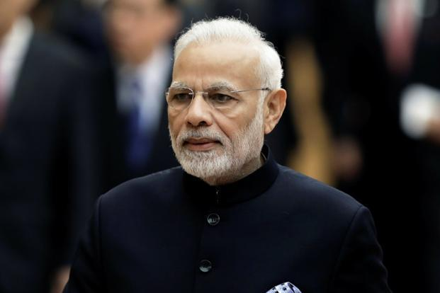Cong speaking Pak's lingo on CAB: Modi