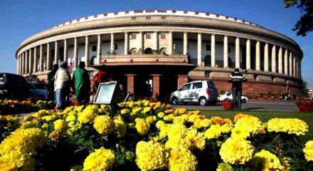 LS adjourned sine die amid ruckus over Rahul's 'Rape in India' remark
