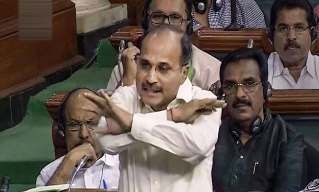 LS: Congress raises fratricidal killing of ITBP personnel
