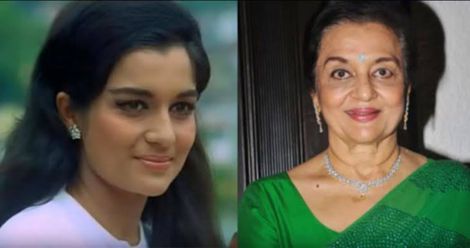 """Tale from tinsel world"""" Why Asha Parekh never got married!"""