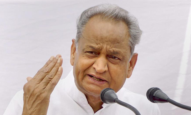 Gehlot's stunner! How can graft end when politics depends on it